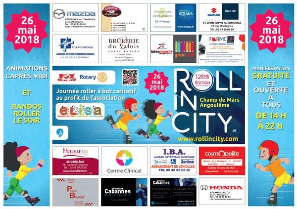 set de table roll in city 2018